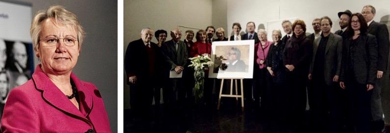 Feierliche Eröffnung des Ernst Ludwig Ehrlich Studienwerks