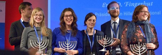 5 Jahre ELES und Medaillenverleihung an Prof. Monika Grütters