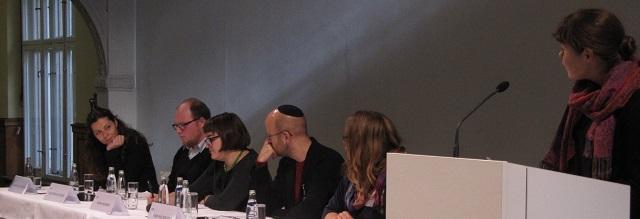Internationale Konferenz: Aufbruch? Jüdische Erinnerungen heute