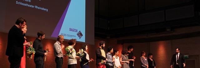 Feierliche Eröffnung von DAGESH. KunstLAB ELES